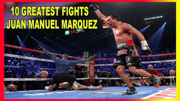 Juan Manuel Márquez Méndez (born August 23, 1973) is a Mexican former professional boxer who competed from 1993 to...