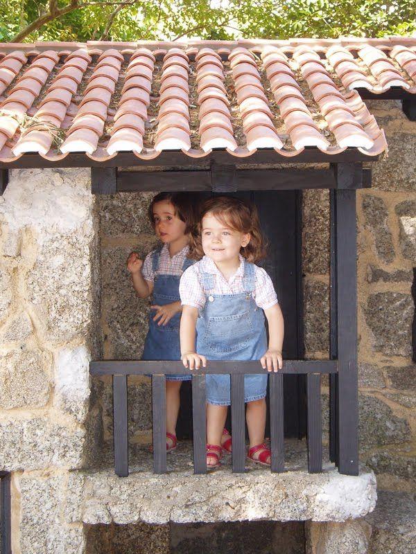 Portugal dos Pequenitos – Coimbra, Portugal. A minature version of Portugal