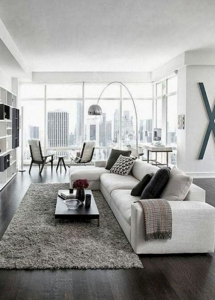 78 Cozy Modern Minimalist Living Room Designs Page 5 Of 80