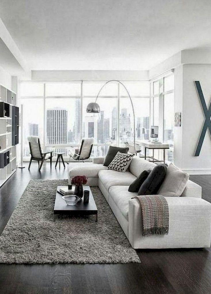 78 Cozy Modern Minimalist Living Room Designs Page 5 Of 80