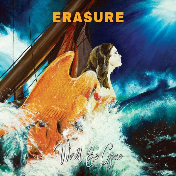 """Listen to """"Love You To The Sky"""" by Erasure #LetsLoop #Music #NewMusic"""