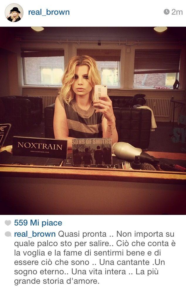 #JoinUs #Eurovision #escita #emmamarrone #instagram