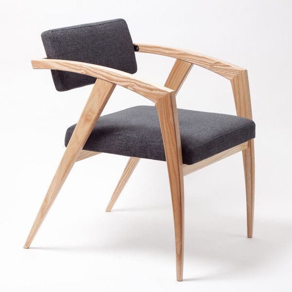 Mantis chair Chair by Claudio Sibille