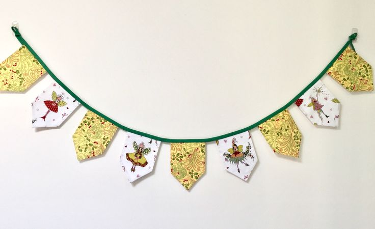 A personal favourite from my Etsy shop https://www.etsy.com/au/listing/259064774/christmas-fairy-bunting-flag-wall