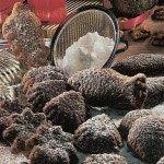 Cukroví na Vánoce: Pracny s ořechů