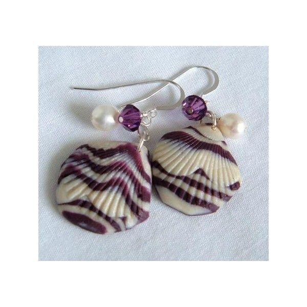 Seashell ornaments diy seashell arts crafts and for Seashell ornaments diy