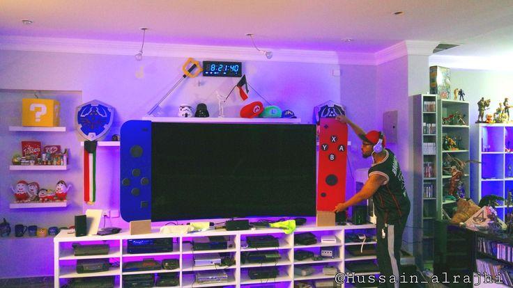 Preparing To Play Super Mario Odyssey