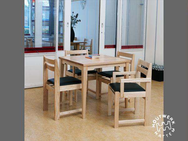 Zorg meubels • Houtwerk Hattem: houten design meubels op maat