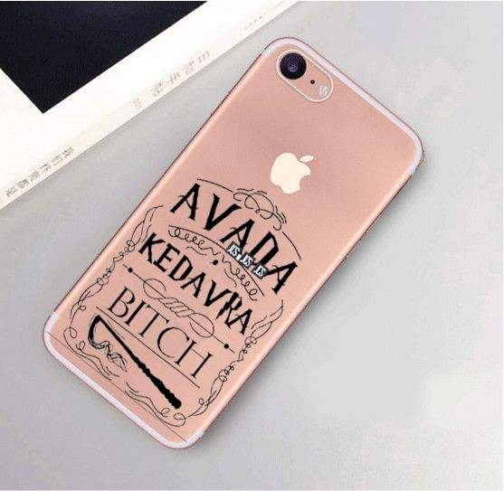 Avada Kedavra Case For iPhone  //Price: $10.99 & FREE Shipping //     #hermionegranger #dumbledore #malfoy #jamespotter #voldemort