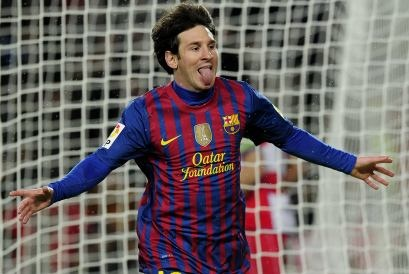 Lionel Messi becomes Barça's top scorer! He has already scored 234 goals for FC Barcelona