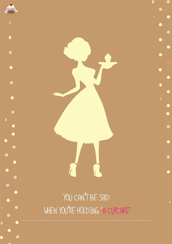 Cupcake's Poster