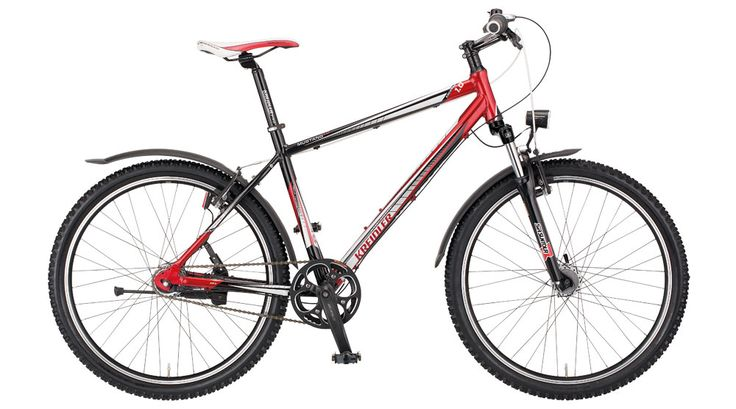Mustang MTB 1.0 EQ Shimano Nexus 7-speed