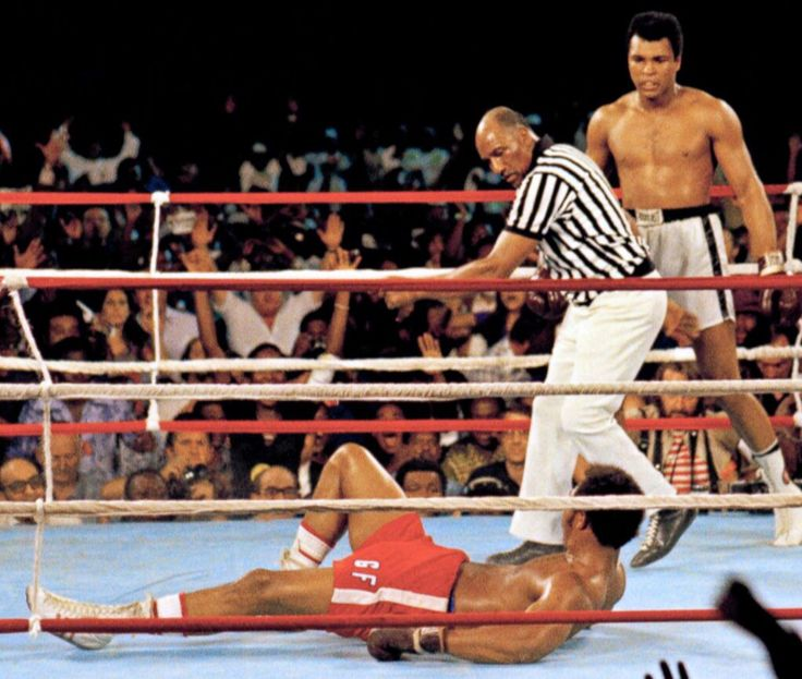 An analysis of the greatest moments of muhammed ali an american boxer