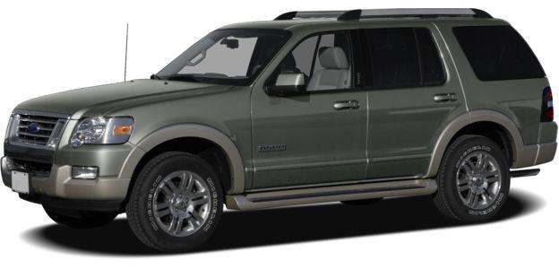 2007 Ford Explorer Review - http://whatmycarworth.com/2007-ford-explorer-review/