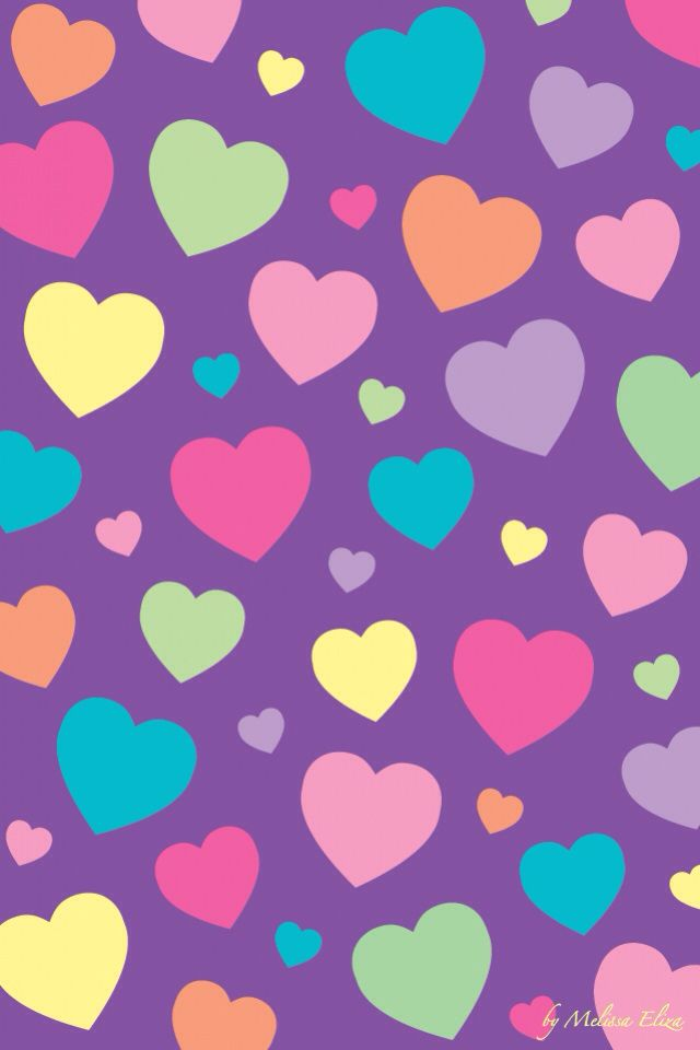 Hearts----colorful