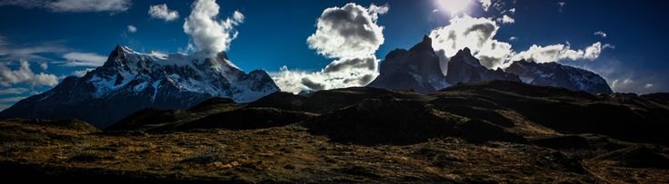 Torres del Paine. Chile