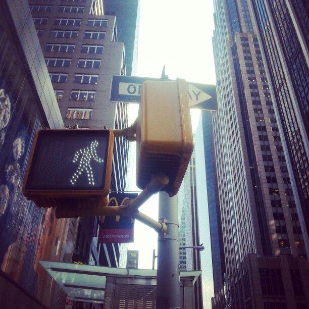 New York City streets:)