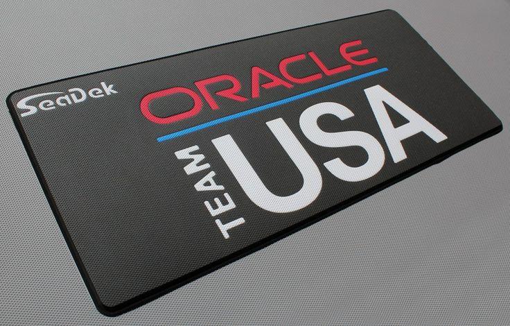 Oracle Team USA SeaDek Pads