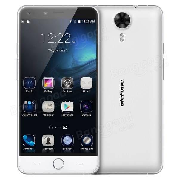 Ulefone Be Touch 3 5.5 Inch 3GB RAM 16GB ROM 64Bit MTK6753 Octa-core Touch ID 4G Smartphone Sale - Banggood.com