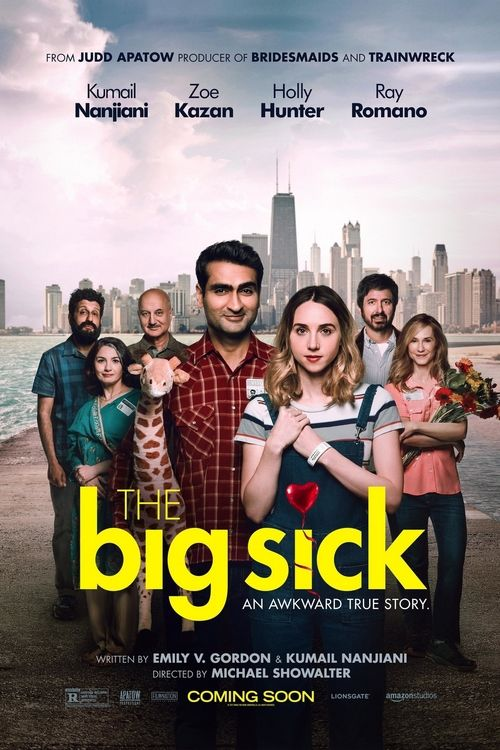 The Big Sick (2017) Full Movie Streaming HD