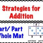 This file contains addition strategy cards for 1st and 2nd grade Math Focus Walls....