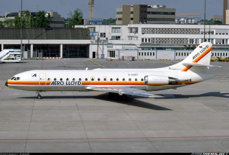 Sud SE-210 Caravelle 10B1R - Aero Lloyd | Aviation Photo #4379647 | Airliners.net