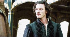 luke evans aramis | aidanturrner:Luke Evans as Aramis in The Three Musketeers