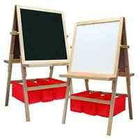 Art Alternatives Art Activity Easel Painting Supplies Solid Hardwood Adjustable