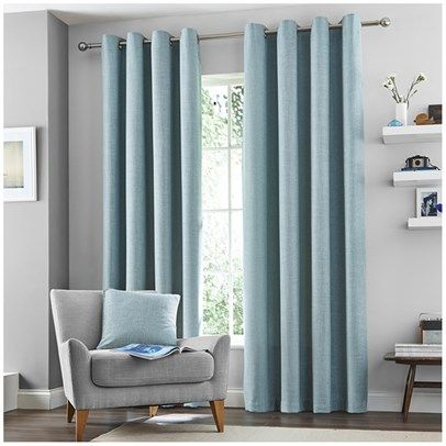 divEyelet Curtains are a great complement to any decors theme or style. Made from Woven Polyester Fabric, these eyelet curtains will provide privacy in bedrooms as well as an elegant and classic style that will complement any living room. Benefits Include: Classic Style will complement your decor for many years without dating/divdivbrulli Easy to Install - Simply slide onto your curtain rod/lili Suggested for use in Home or Office, Living Room, Dining Room, Bedrooms/lili Curtain can be hung…