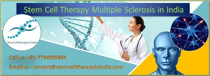 Affordable & Successful Stem Cell Therapy for Multiple Sclerosis in India