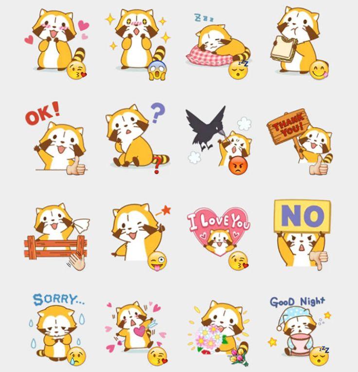 Rascal Stickers Set | Telegram Stickers