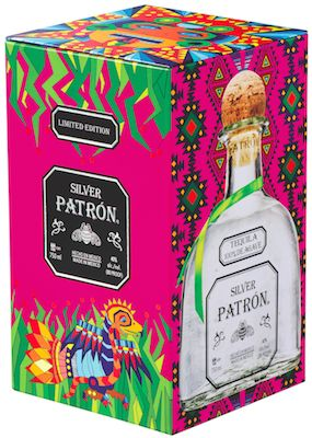 Patron Tequila has announced a new collector's tin that honors the brand's Mexican heritage. PD
