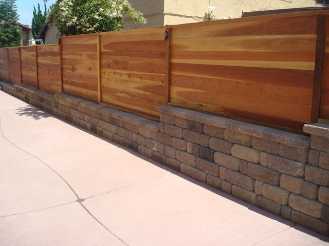 interesting horizontal fence styles horizontal fence styles throughout decorating horizontal fence styles