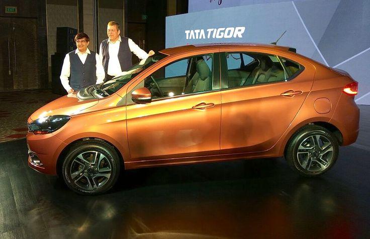 Recap - #Tata #TigorStyleback launched in India at INR 4.7 Lakhs