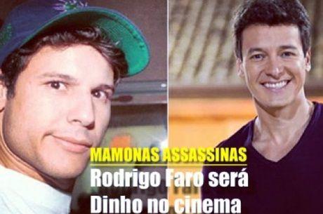 Rodrigo Faro confirma que vai interpretar Dinho dos Mamonas Assassinas em filme sobre a banda - Entretenimento - R7 Cinema
