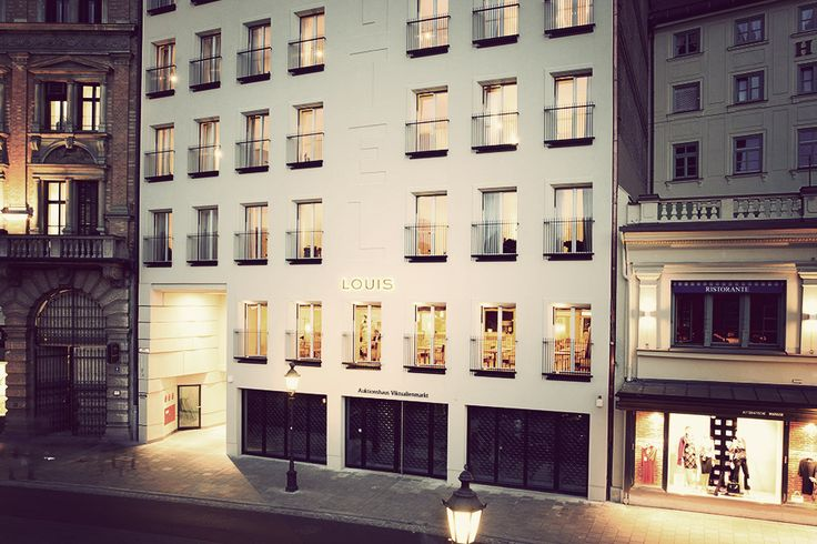 Louis Hotel - Munich Germany. Another Xmas Destination for one day