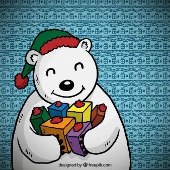 Ms de 25 ideas increbles sobre Dibujo animado de oso polar en