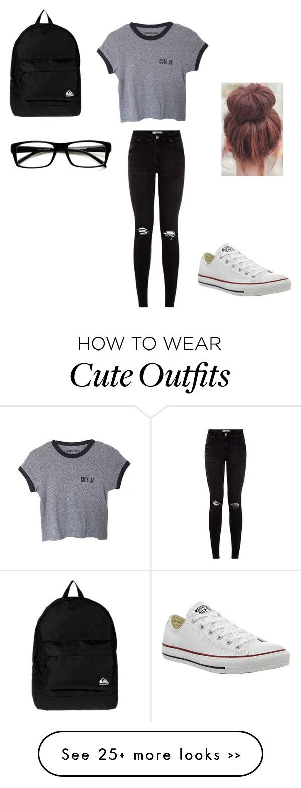 An outfit that matches my style and would work well as a cute outfit for autumn/fall with a cozy cropped jumper