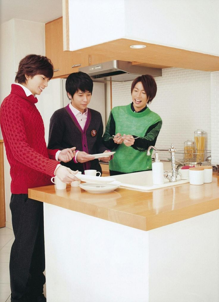Jun×Nino×Aiba-chan