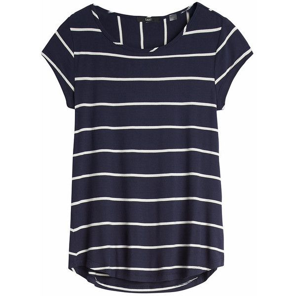 {I need more short sleeved shirts!} Stitch Fix Tart Latasha Cut Out Detail Knit Top #StitchFix