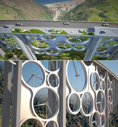 Solar Wind Bridge ...!!!