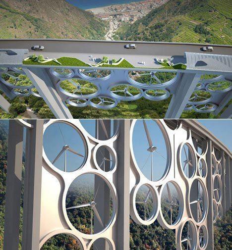 Solar Wind Bridge ...!!!