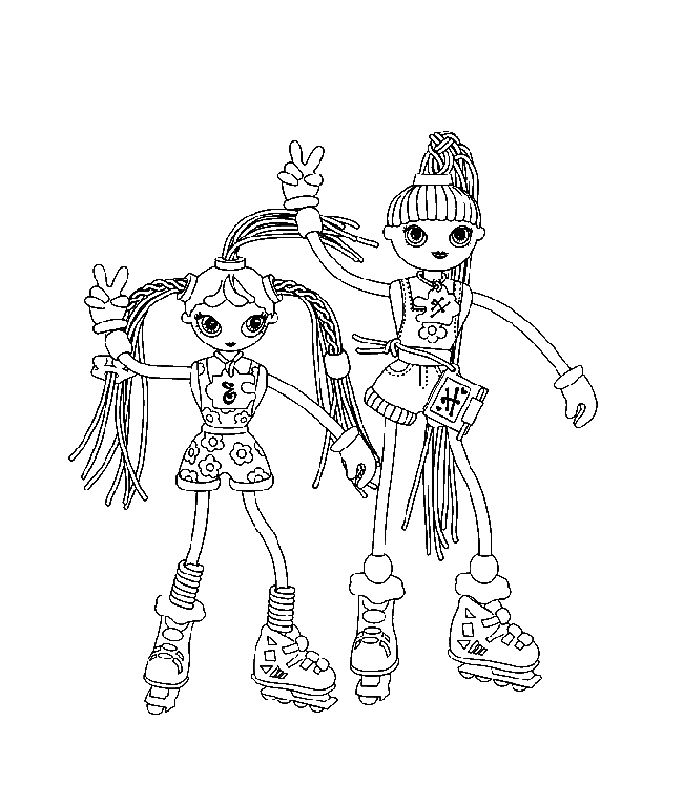 baby betty boop coloring pages - photo #45