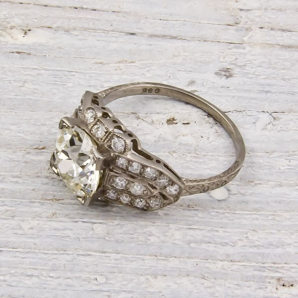 I love vintage ring 1920 s wedding Ideas