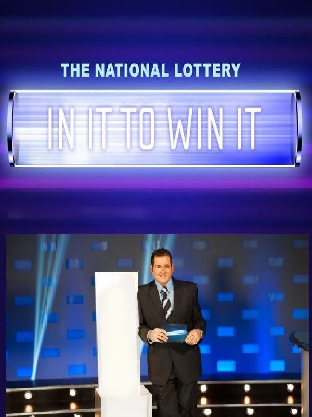 The National Lottery: In It to Win It Serial Tv. Dale Winton prezintă spectacolul de joc în care mai mulți oameni concurează pentru un jackpot cu bani mari. ... Cititi continuarea pe TvFreak.ro #TheNationalLotteryInIttoWinIt #OrarSeriale #CalendarSeriale #SerialTv #TvFreak #BBC One #distributie #episoadetv  #DaleWinton