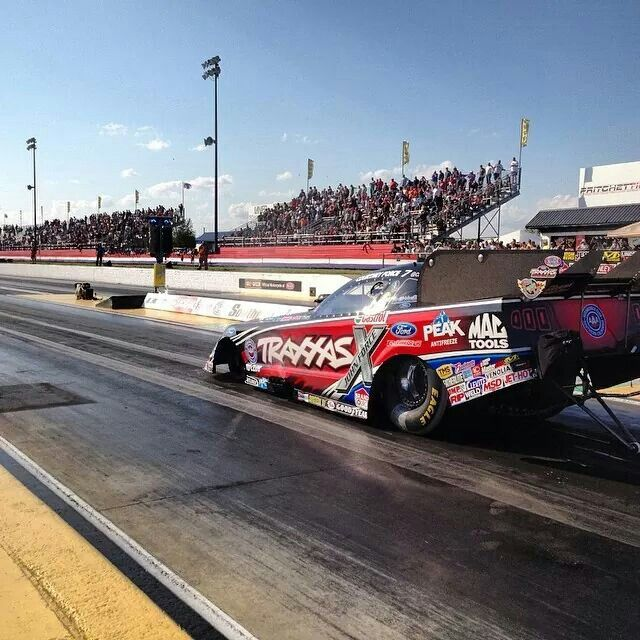 Courtney Force Claims Historic 100th NHRA Win for Women