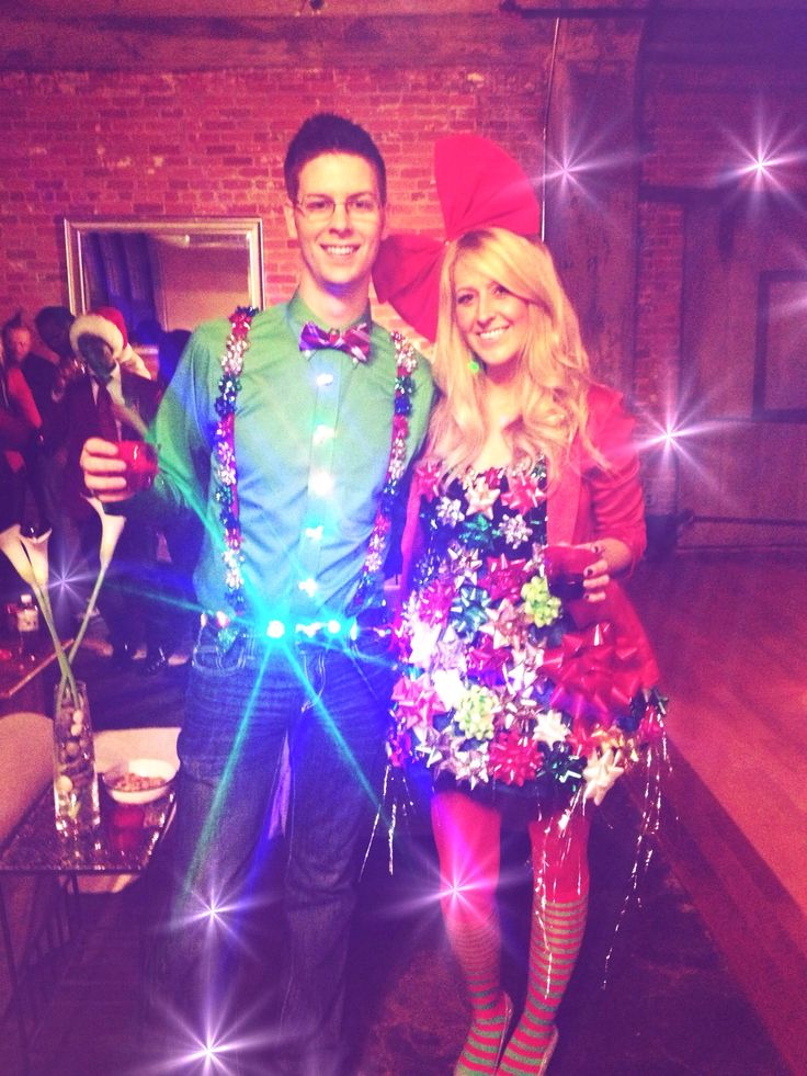 DIY ugly Christmas sweater party dress. Should I do it again this year?