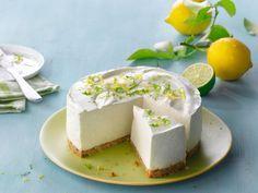 Cheesecake med citron och lime | Recept från Köket.se