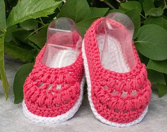 4th of July Boy Shoes Baby Boy Shoes Crochet by DaisyNeedleWorks