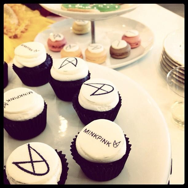 MINKPINK sweets @ LA tea party    via Threadsence